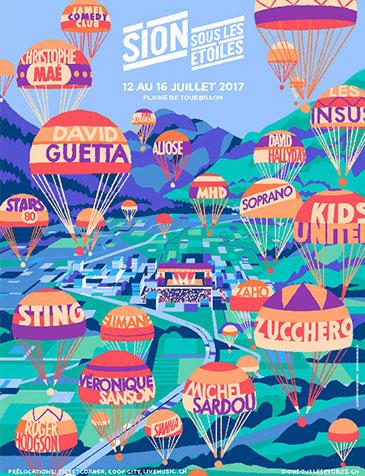 Festival sion sous les toiles festival sion - Linge sous les etoiles ...