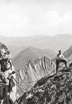 Regards retrouvés - La montagne