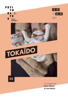 Affiche de Tokaïdo