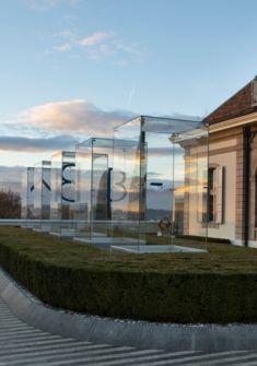 Fondation Martin Bodmer, vue extérieure