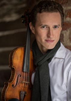 Josef Špaček, violon