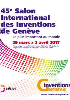 Affichage Inventions Geneva Palexpo SA