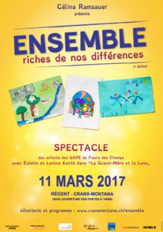 ENSEMBLE, Riches de nos différences - 7ème édition Lionel Clavien