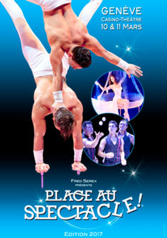 Affiche Place au Spectacle 2017