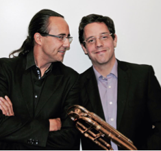 Christophe Sturzewnegger et David Rey