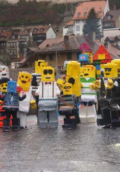 Carnaval Fribourg Carnaval des Bolzes