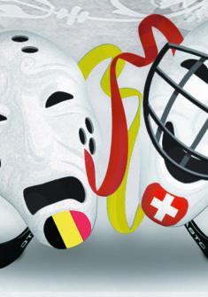 Match impro Suisse - Belgique Impro Suisse