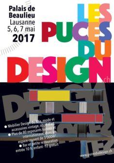Puces du design 2017 Ass. Puces du design.ch / Alain Jeker
