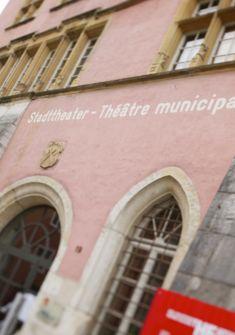 Théâtre municipal de Bienne Ilja Mess