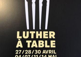Luther à table Propos de table