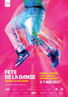 Affiche Fête de la Danse 2017