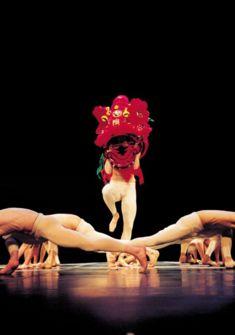 béjart ballet lausanne flute enchatee