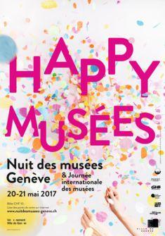 Nuit et Journée des musées Genève