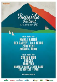 Seaside festival Spiez
