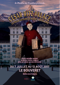 César Ritz Palace Théâtre croûtion