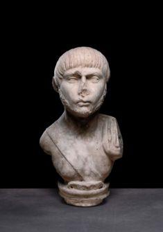 Buste de Trajan Musée Barbier-Mueller