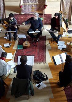 Ensemble Lucidarium Silvia Fabiani
