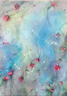 Les fleurs de Laurence Amélie Cynthia Musy