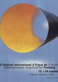 Affiche du festival Ronald Curchod