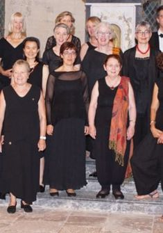 Ensemble vocal féminin Calliope Beat Gerber