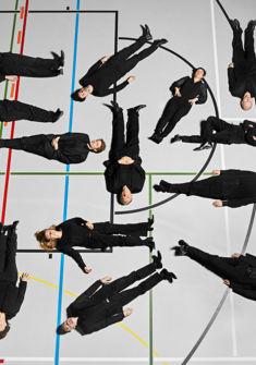 Portrait de l'Ensemble Contrechamps