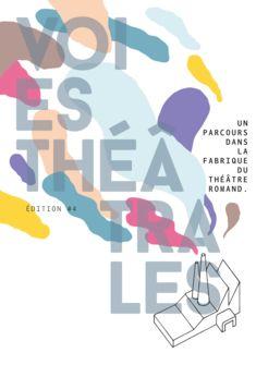Flyer VOIES THÉÂTRALES Linda Voyame