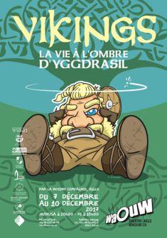 Vikings ! La Vie à l'ombre d'Yggdrasil