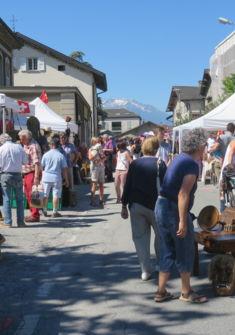 Troc et Puces St-Pierre-de-Clages