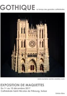 GOTHIQUE - Le temps des grandes cathédrales