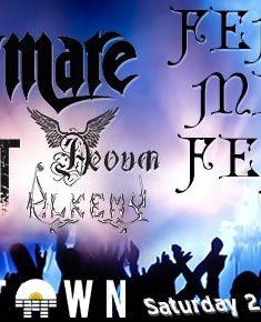 FMF III - Nightmare / Dust In Mind / Aevum / Alkemy