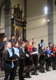 Concert de Noël à l'Eglise de Gruyères