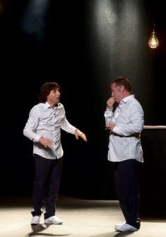 Cuche et Barbezat dans Ainsi sont-ils Julien Mudry
