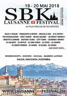 Lausanne SBK Festival 2018