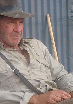 Indiana Jones CC-by-SA, John Griffiths, Wikimedia Commons
