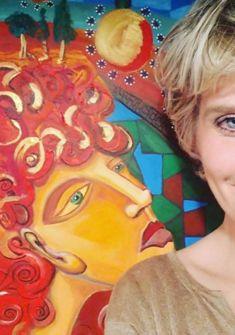 Portrait d'Eliza Battagliese