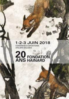 20 ans Fondation Hainard Fondation Hainard