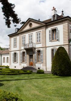 Bibliothèque de Genève / Stéphane Pecorini