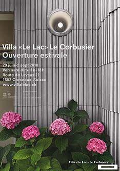 """Villa """"Le Lac"""" Le Corbusier © FLC / ADAGP / ProLitteris, 2018"""