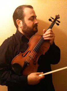 Alexandru Patrascu, violon