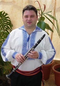 Dorin Cuibariu, clarinette