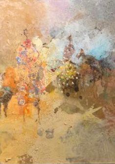 Peinture de Christophe Sawadogo Christophe Sawadogo