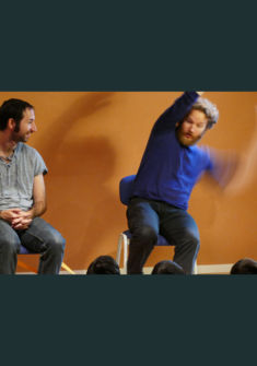 Les Contes Fantasques (Paul Berrocal et Alain Ghiringhelli)