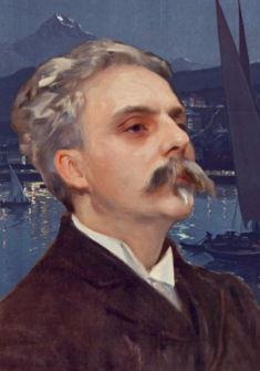 Gabriel Fauré à Évian (1916 et 1918)