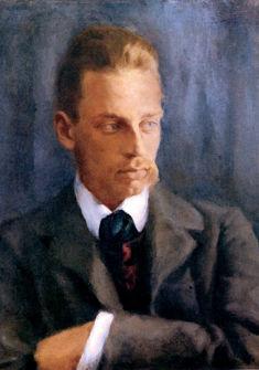Rainer Maria Rilke 1901