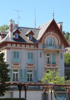 Villa Marguerite à Évian
