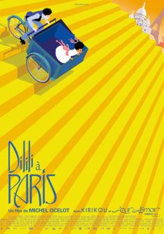 Dilili à Paris DR