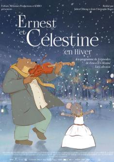 Ernest et Célestine en hiver DR