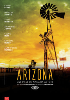 Affiche Arizona NaCl solutions