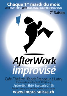 After Work Saison 7 Impro-Suisse