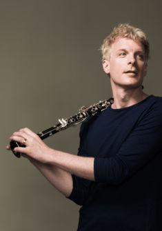 Martin Fröst (clarinette) Mats Bäcker